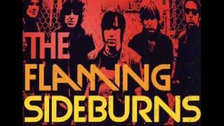 the flaming sideburns . hustler