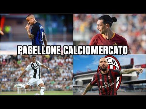PAGELLONE CALCIOMERCATO SERIE A 2018-19