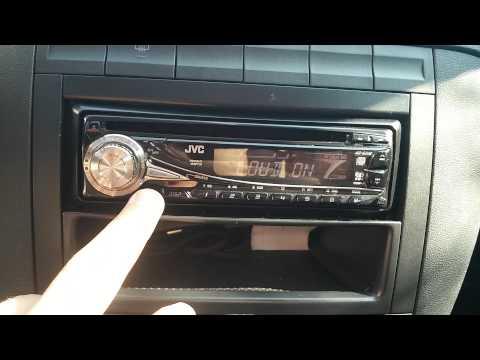 Radio JVC KD G333 -1
