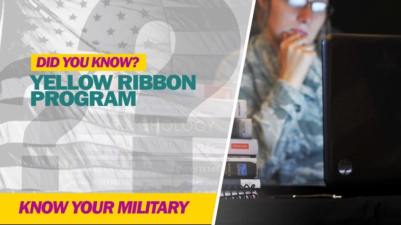 The Yellow Ribbon Program