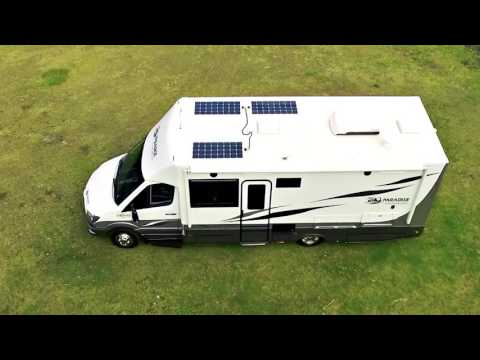Paradise Motor Homes' Inspiration Black Edition