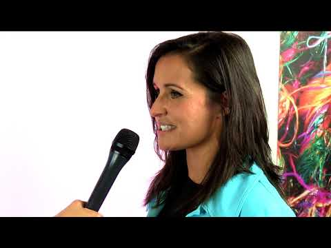 Survivors' Runway fashion show | Nina Hossein interview | ActionAid UK