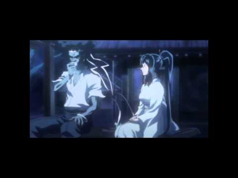 Afro Samurai's love scene song a.k.a 'The Walk (stone mecca)' HD