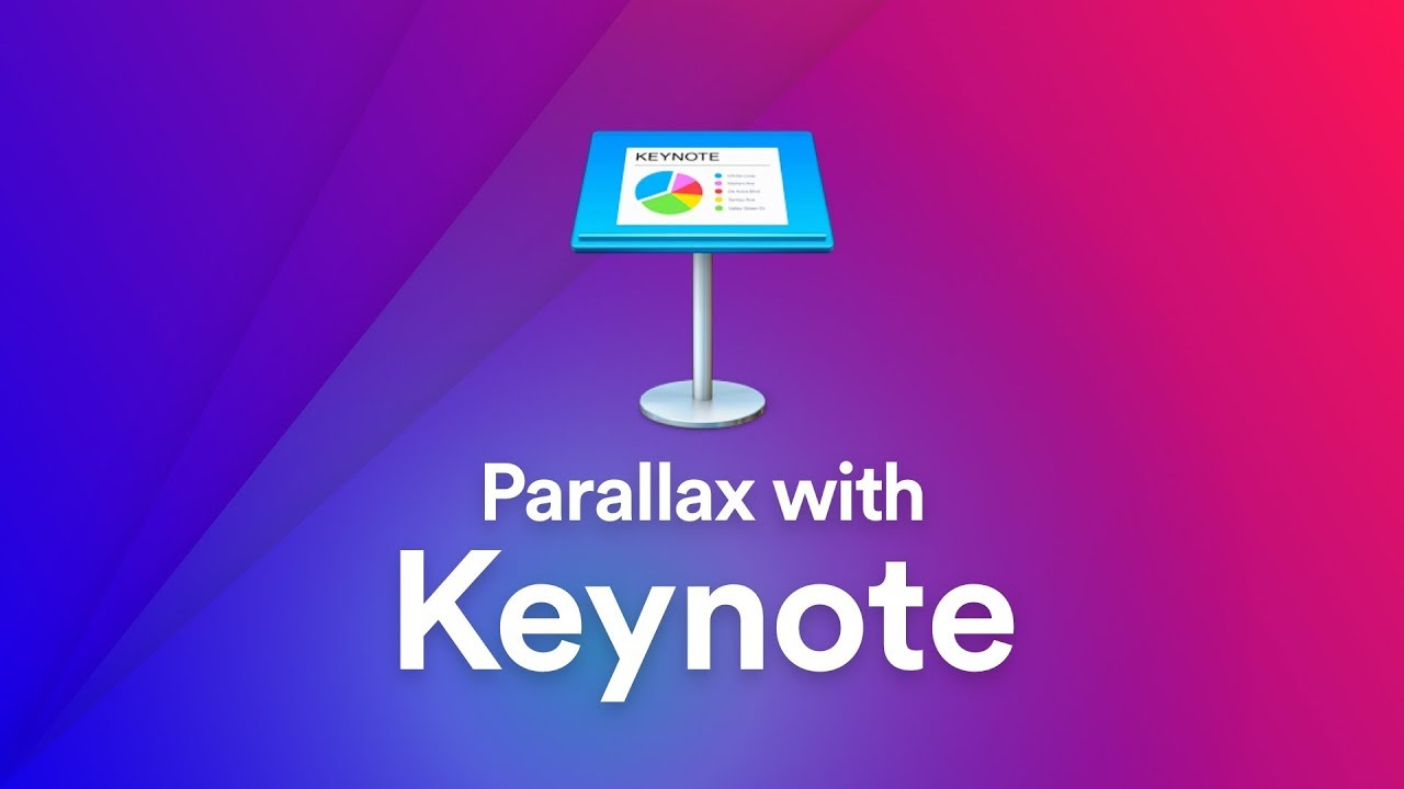 Use keynote to create a scroll based parallax animation youtube use keynote to create a scroll based parallax animation ccuart Image collections
