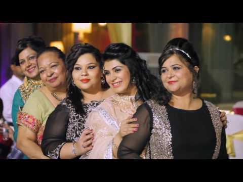 Delhi -Wedding Cineamtic  Teaser -punjabi - Ekant & Tanya