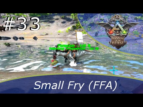 Ark: Survival of the Fittest FFA #33 (Small Fry)