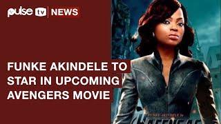 Funke Akindele In The Cast Of Avengers Infinity War? | Pulse TV
