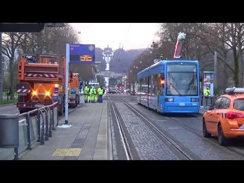 Sturmtief Friederike in Stadt und Kreis Kassel: Viele Schäden und ausgefallene Züge from YouTube · Duration:  1 minutes 19 seconds