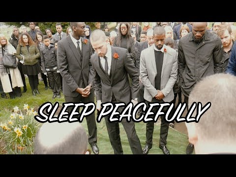 DON STRAPZY - SLEEP PEACEFULLY - R.I.P MUM - BLINDED BY YOUR GRACE COVER [MUSIC VIDEO]
