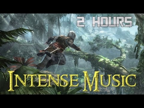 Intense Music and Intense Music Build Up: 2 Hours Playlist