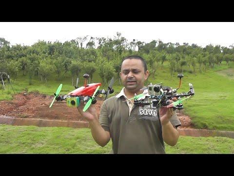 Tilt Rotor Vs Traditional Quadcopter Theoretical comparison