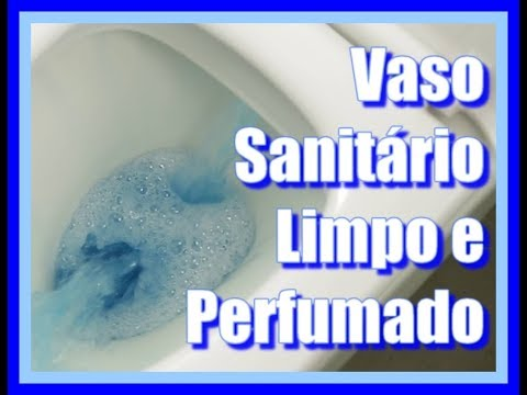 Dica / Truque Para Deixar Seu Banheiro Limpo E Perfumado Todos Os Dias