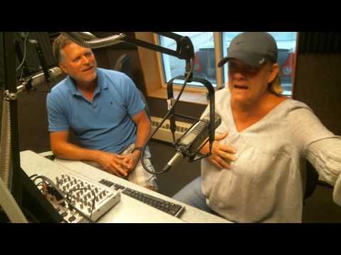 Robert Newman And Kim Zimmer Discuss Their  'The Lion In Winter'  Richard Piet
