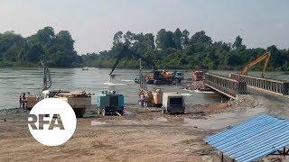Fish Stocks Decline Downstream of Lao Dam | Radio Free Asia (RFA)