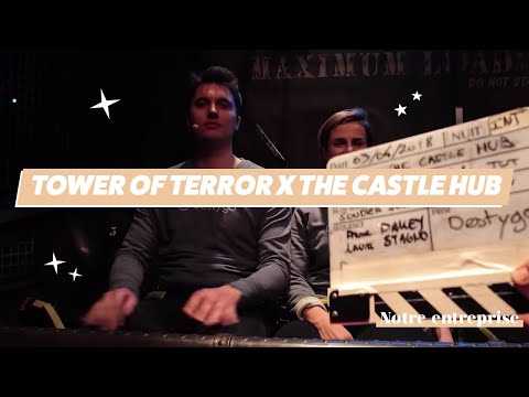 Tower of Terror : The Pitch | Lancement de The Castle Hub