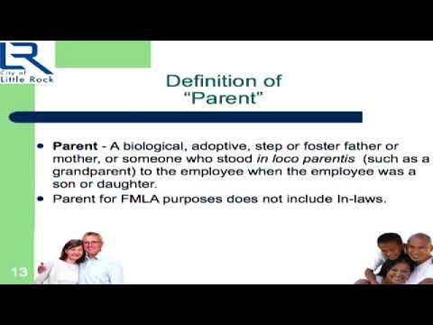 FMLA 2018 Presentation HR