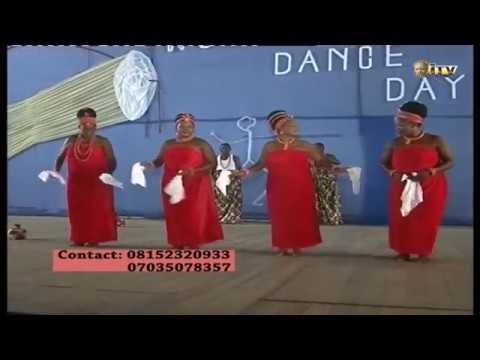 WORLD DANCE DAY 2017 IN EDO STATE
