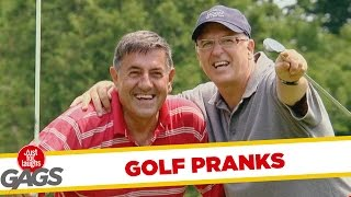 Best Golf Pranks - Best of Just For Laughs Gags