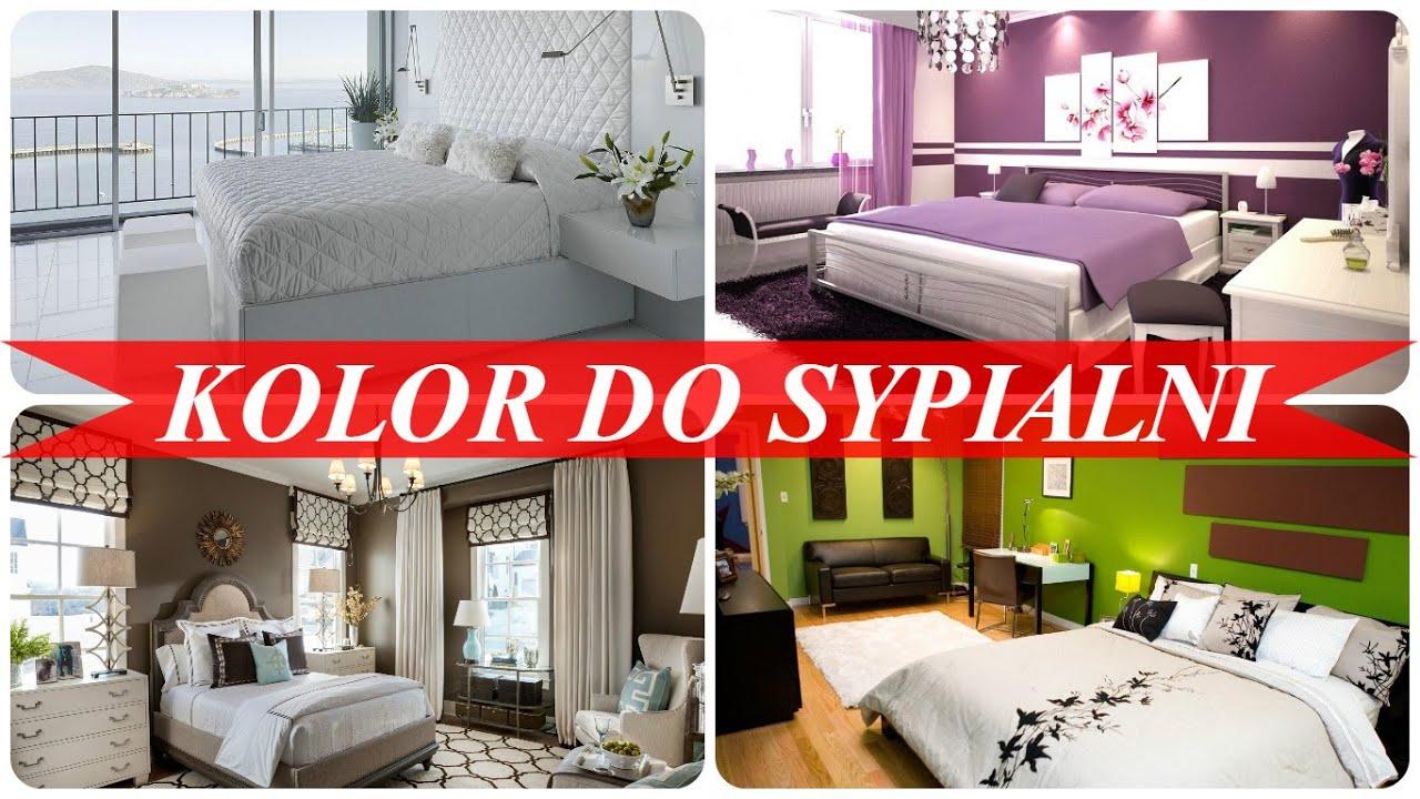 Kolor Do Sypialni