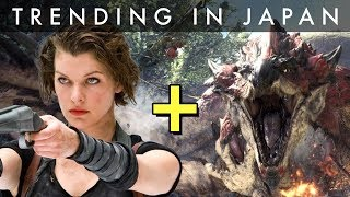 Live Action Monster Hunter Movie Looks...