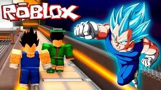 Roblox → VEGETA | DRAGON BALL Z !! - Anime Cross #8 🎮