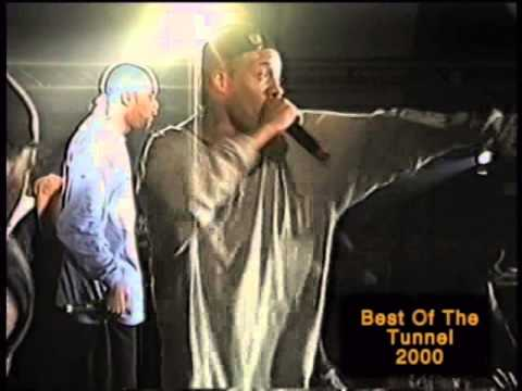 method man - bring the pain (live at the tunnel 2000)