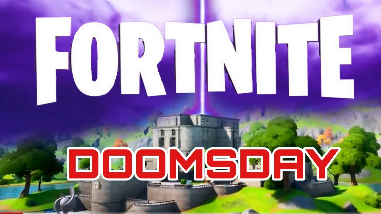 Fortnite live doomsday event with epic Ethan