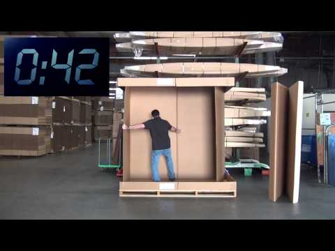 EZ Truck Pack - One Man Assembly In 1m 16sec
