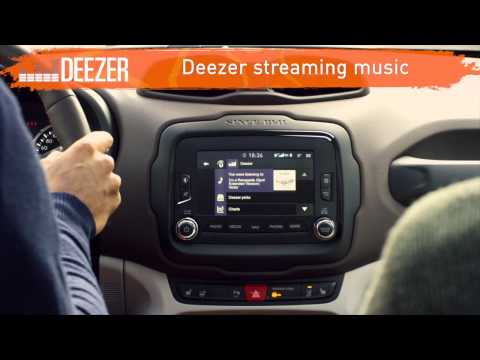 Jeep® Renegade - Uconnect™ LIVE