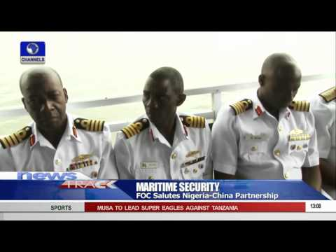 Western Naval FOC Commends Nigeria-China Partnership -- 05/09/15