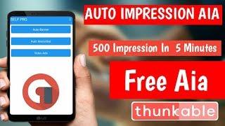 Auto Impression Aia File    Best Auto Impression Aia file Free    Thunkable aia file
