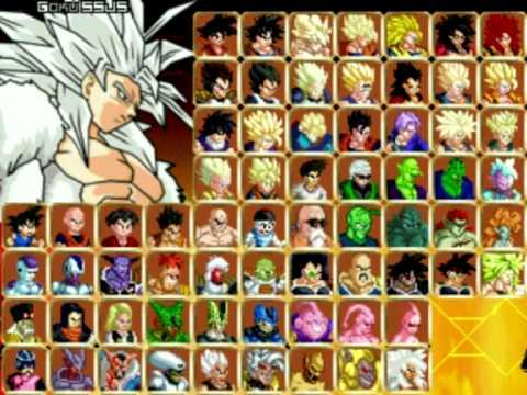 Dragon Ball Z - M.U.G.E.N. Edition 2