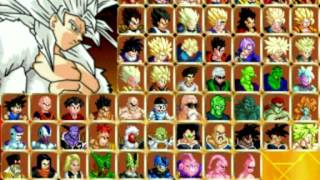 dragon ball mugen EDITION 2009 REWIEW