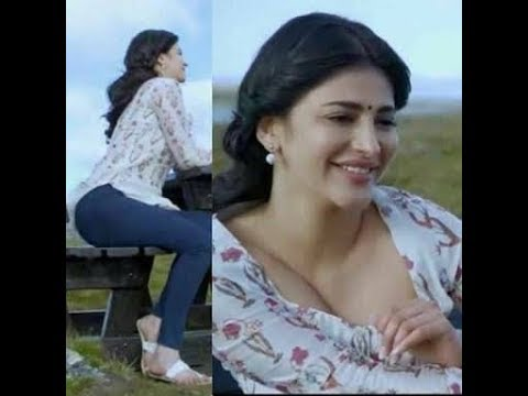 Shruti Hassan big Ass shaking boob shaking thumbnail
