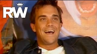 Robbie Williams | MSN 2000 Webchat | Robbie Talks Geri Halliwell