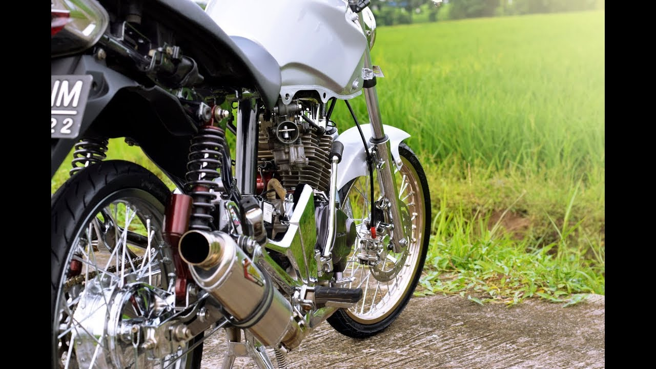 Modif Tiger Silver Queen Vk 19 By Mmotovlog