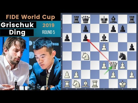 What They Missed! - Grischuk vs Ding | Fide World Cup 2019