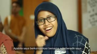 Merapatkan jurang komunikasi bagi golongan kurang upaya pendengaran #gCafe #GoogleMalaysia
