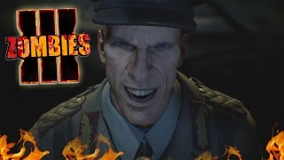 Black Ops 3 Zombies - Storyline Carrying On From Moon! Original Characters Return! BO3 Zombies DLC