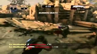 El mejor jugador de gears of war 3 Ess MooMooMiLK
