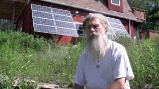 Solar + Wind Power = INDEPENDENCE