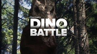 Dinosaurs BATTLE To The Death! - Discovery Dinosaurs