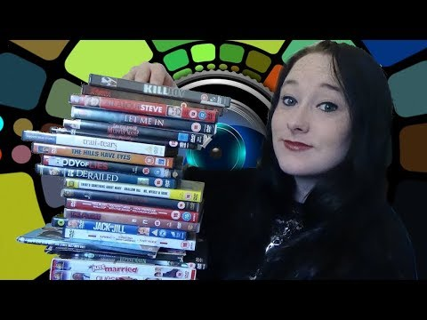 Over 30 Films in one DVD Haul?! | Amy McLean