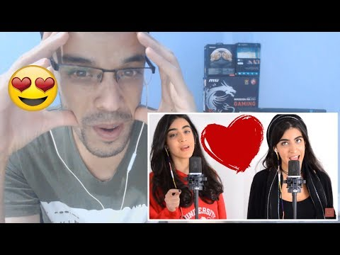 Despacito messy Mashup (Shape of You, Faded, Treat you Better) - Luciana Zogbi  ||REACTION|| جزائري