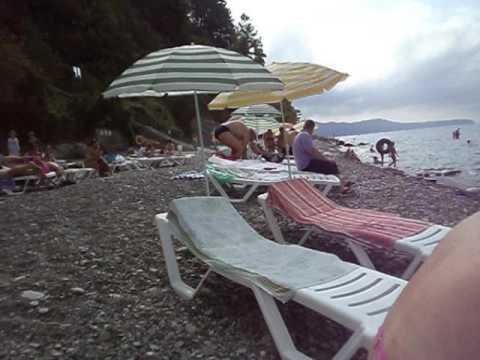 Туапсе  (пляж ателика Небуг)