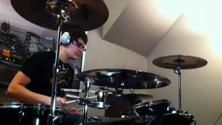 Joseph Guzy - Katy Perry & Kanye West - E.T. Drum Cover