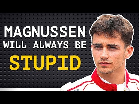 Leclerc & Magnussen Crash Analysis From Both Sides