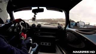 Lotus Elise Club Racer 2012 Videos