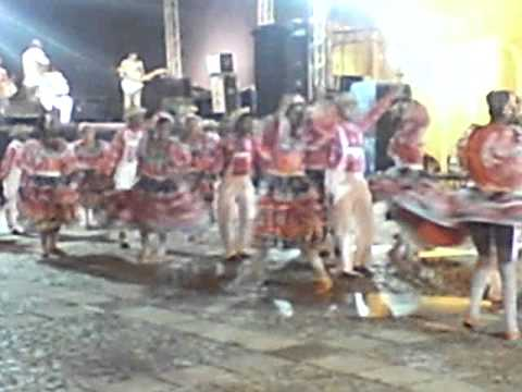 Sao Luis, Brazil - Bumba Meu Boi wedding tale re-enacted through dance.wmv Videos De Viajes