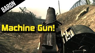 Verdun - Epic Machine Gun Gameplay & Squad Action
